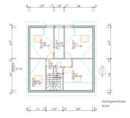 Haus Bist Dachgeschoss Beispiele Schalungssteine / Schalsteine / Schalsteinhaus