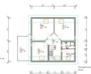 Haus Nied Beispiele Schalungssteine / Schalsteine / Schalsteinhaus
