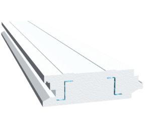 Dachstuhlelement 20-23 cm - Schalstein / Schalungsstein