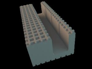 U-Element für Stürze